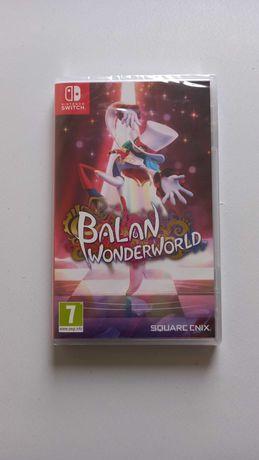 Jogo Nintendo Switch Balan Wonderworld, Envio Gratis!!!