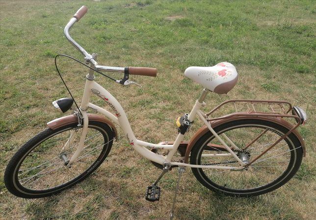 """Damski rower 26"""" mało używany"""