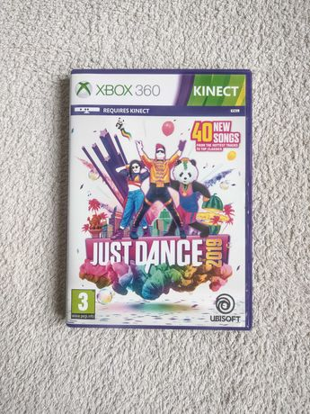 Xbox 360 Just Dance 2019 kinect