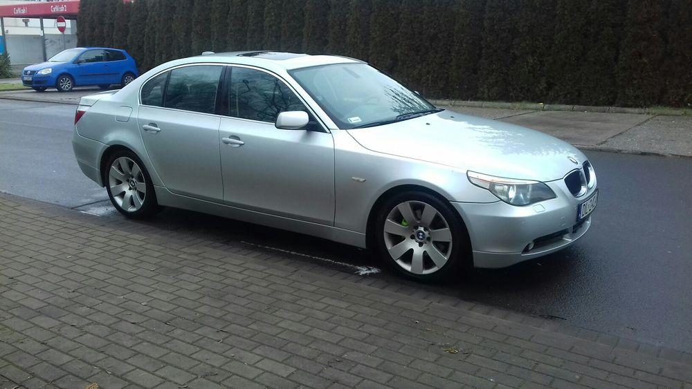 BMW E60 520 LPG 170 KM 189 tyś Legnica - image 1