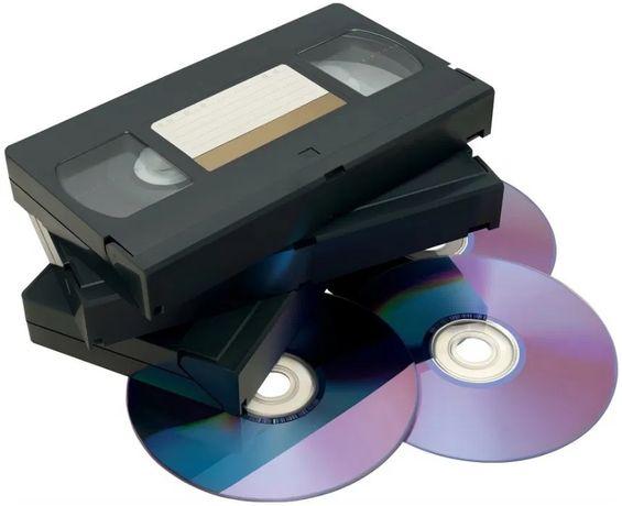 Przegrywanie kaset VHS na DVD, Pendrive lub komputer