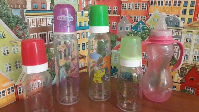 Бутылки стеклянные бутылочки для кормления стекло Canpol, Baby nova