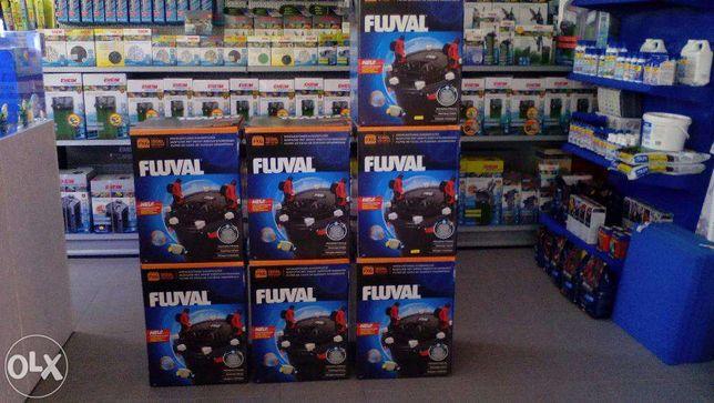 Fluval fx6 novo para aquario ate 1500L