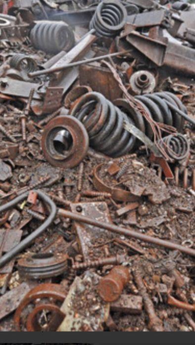 Прийом втор сировини(металобрухт,папір,плівка,склобій)Авто вага Львів - зображення 1