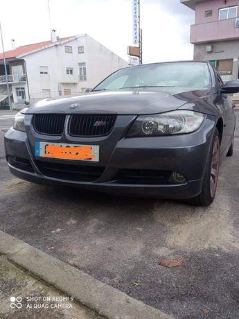 BMW 320 E90 automático com possível troca