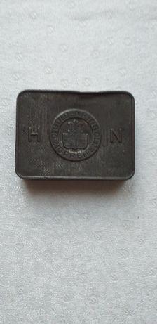 Metalowa puszka po papierosach niemiecka