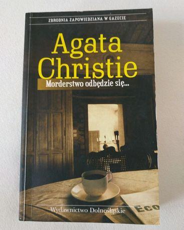 Książka A. Christie