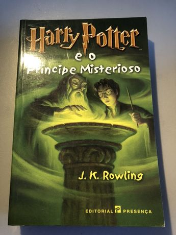 Harry Potter raro 1 edicão