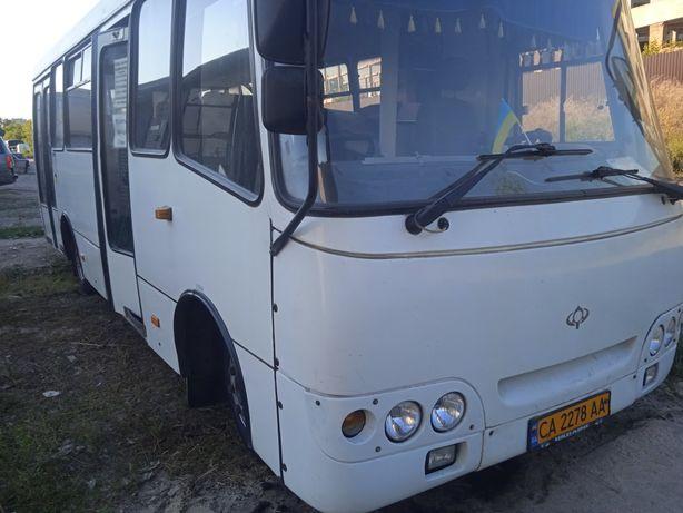 Автобус Богдан 09202 белый