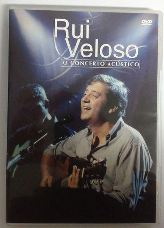 DVD Rui Veloso - O Concerto Acústico