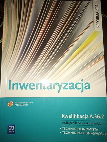 Książka inwentaryzacja