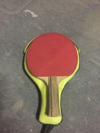Raquetes de ping pong