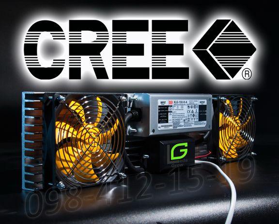 PRO 100%CREE USA оригинал фитолампа полный спектр фито гроу full led