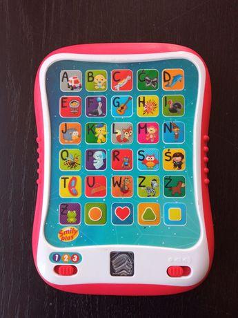 Tablet dziecięcy zabawka