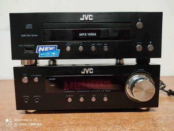 Wieża JVC ux-t830 segmentowa USB