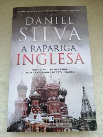 Livros do autor Daniel Silva