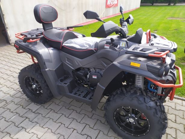 Od ręki! QUAD, ATV Benyco ODES 800ccm,T3b, 2020
