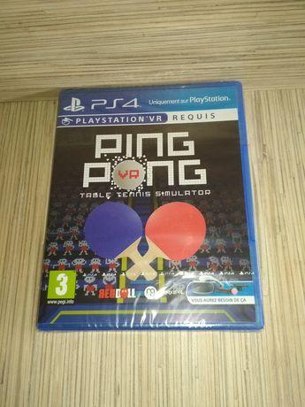 [Tomsi.pl] nowa Ping Pong ANG PS4 VR PS5 PlayStation 4 5