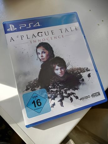 A Plague Tale: Innocence PS4 / PS5 (RUS)