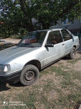 Продам Peugeot 309 1.9 дизель
