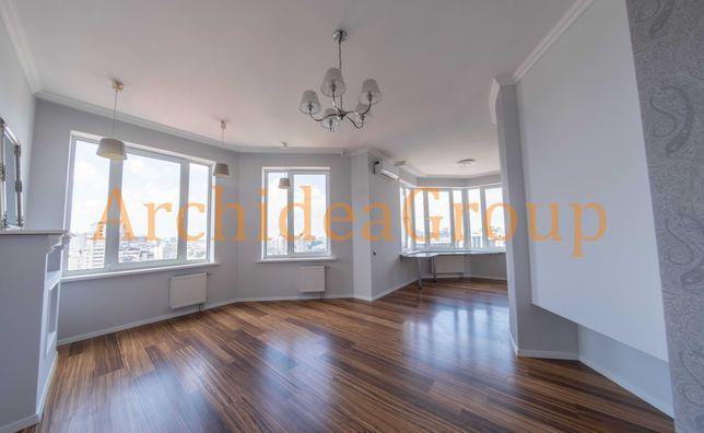 Отличная видовая 6-ти комнатная квартира 211м2 на Нестеровском пер. 6