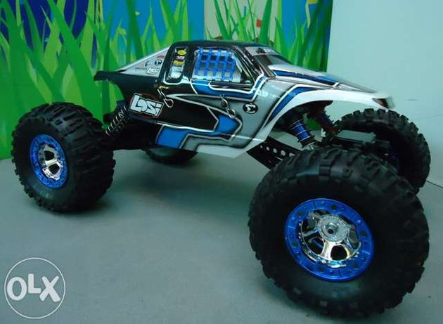 Carro RC Losi Night Crawler 7,2Volts 2.4GHz 1/10 4x4