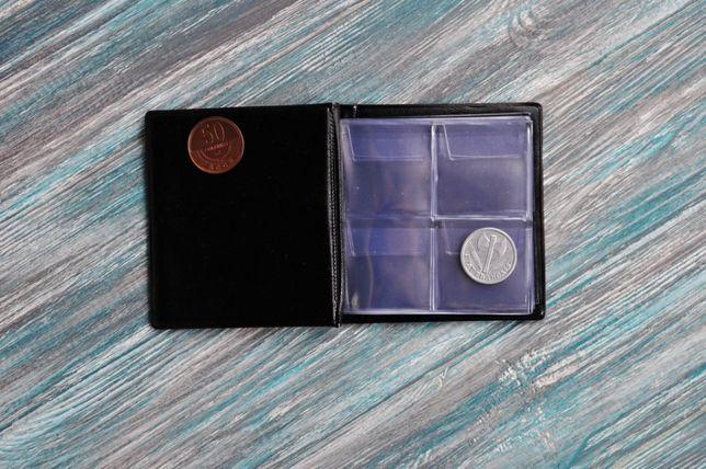 Альбом для монет (на 32 монети) - MARCIA, Schulz