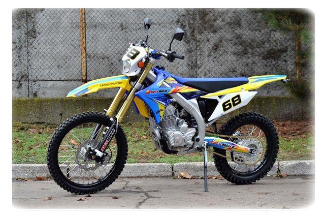 мотоцикл (мото) skybike mzk 250 Рабочий обьем 249 (см3)