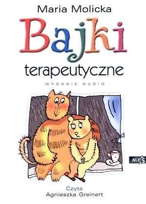 Bajki Terapeutyczne dla dzieci AUDIOBOOK MP3 dydaktyczne pedagogiczne