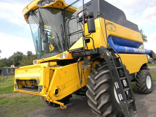 New Holland CS 6080 od 1 właściciela, rolnika