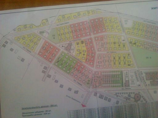 Продам земельну ділянку для будівництва житлового будинку