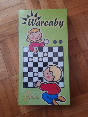 Warcaby Abino NOWE