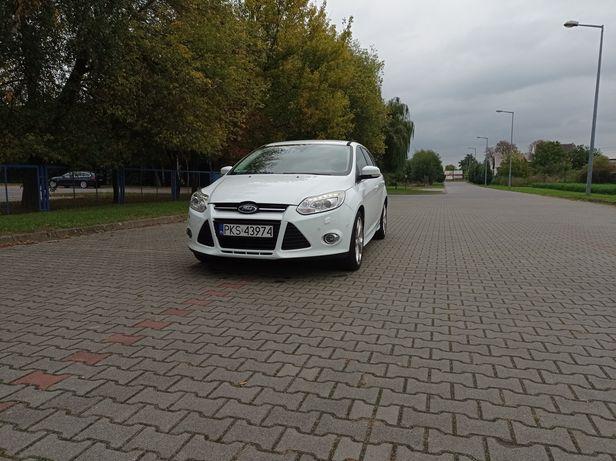 Ford Focus MK3 kombi