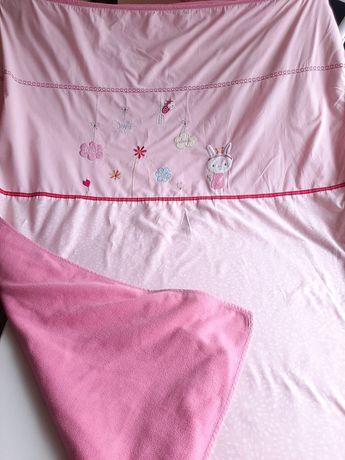 Детское одеяло плед двусторонний покрывало теплое