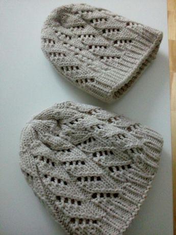 czapki zimowe damskie