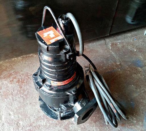 Pompa zatapialna do ścieków Metalchem MSV-80-14H 1.5kW + podstawa