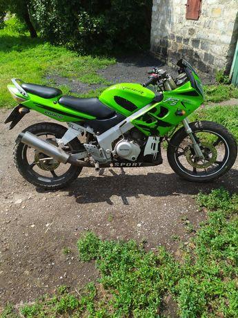 Продам свой мотоцикл НА ХОДУ ! Viper MX 200 F
