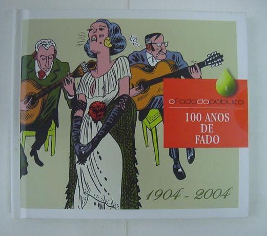 CD 100 Anos de Fado - Para uma História do Fado - volume 1