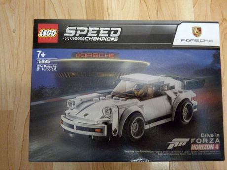 LEGO Speed Champions 1974 Porsche 911 Turbo 75895 nowe