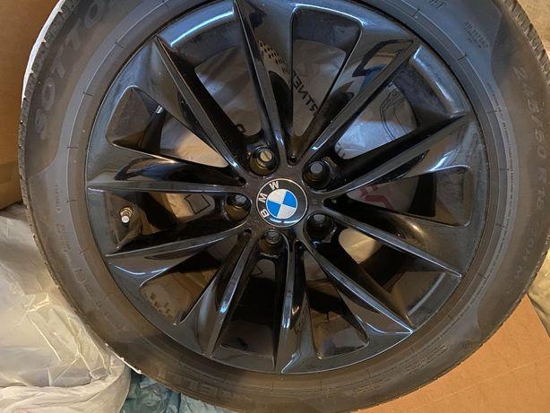 Koła zimowe PIRELLI sottozero 245/50 R18 BMW x4