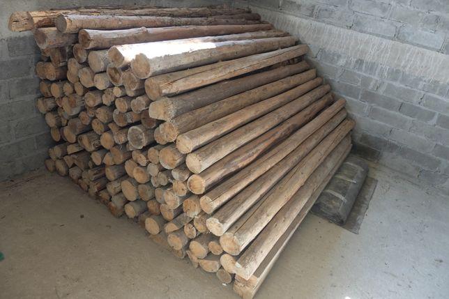 Stemple budowlane 2,6m