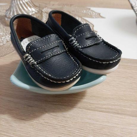Sapatos Mocassin Bebé