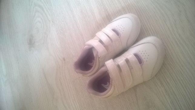 Buty białe clarks r.25 eur.7.5