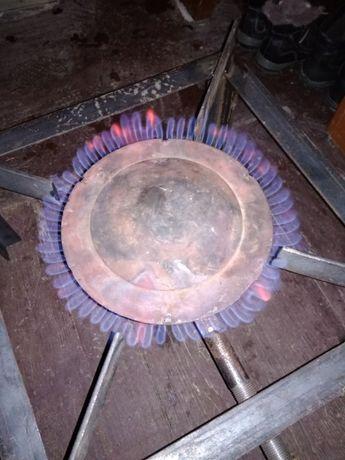 Газова плита під автоклав