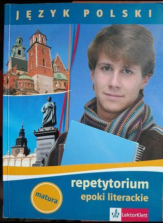 repetytorium matura język polski epoki literackie