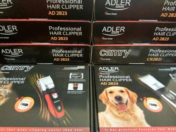 Машинка для стрижки животных, собак и кошек Camry cr 2821 (adler)
