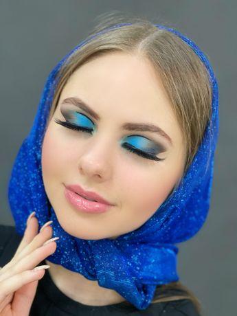 Свадебный стилист (макияж+прическа=1000 грн)