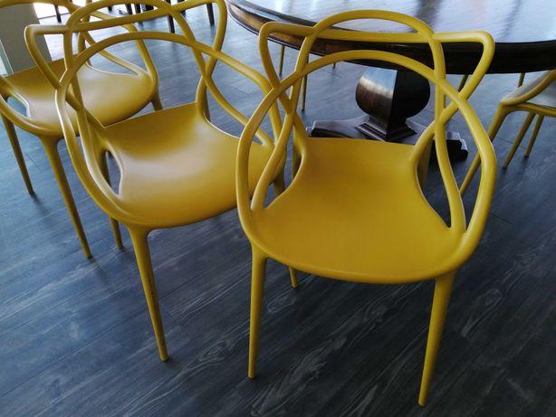 Cadeira Korne - Master - inspirada em Philippe Starck