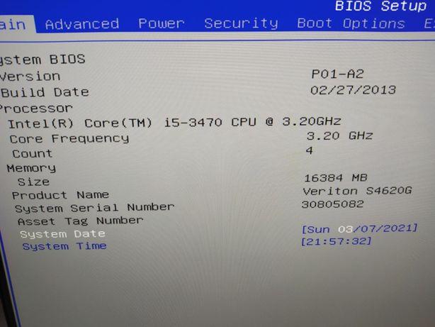 Komputer I5 3470, 16GB Ram