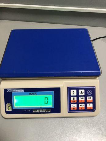 Весы электронные BTHE-6-H1k-1 и BTHE-15-H1k-1